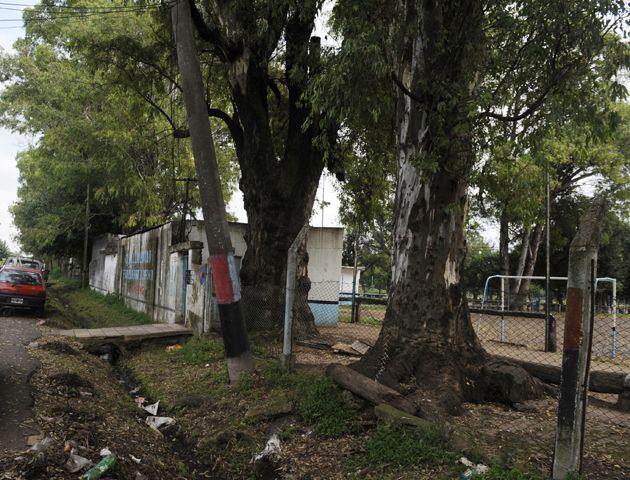 El Club Libertad de Parque Oeste está en Solís y Riobamba. (Foto:C. Mutti)