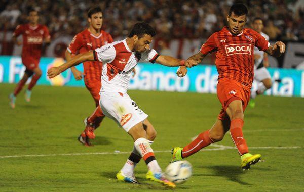 De vuelta. Nacho volverá a ser titular luego de la lesión y de haber arrancado en el banco ante Argentinos.