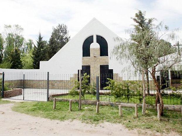 Solidarias. La iglesia de las monjas carmelitas