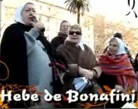 Bonafini, sin pelos en la lengua: Pino Solanas es muy cagón, habla mucho y hace poco