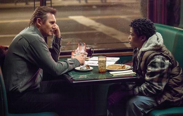 Señor actor. Liam Neeson se enganchó enseguida con su personaje: Me atraen los solitarios que trabajan por su cuenta. Hay algo estoico en ellos