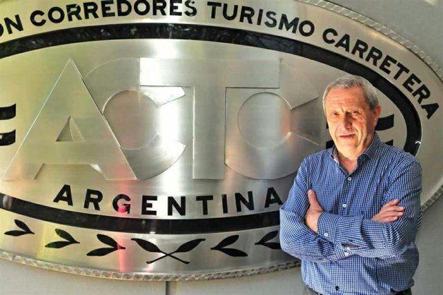 Hugo Mazzacane destacó que el viernes comenzará la actividad del TC en el circuito de Rafaela.