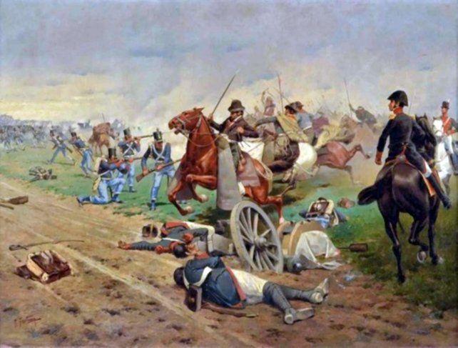La inolvidable batalla de Tucumán