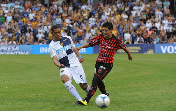 El volante uruguayo jugó su último partido como titular ante Dougls Haig.