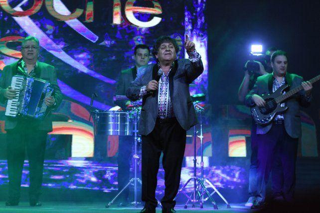 La banda fue parte de la delegación santafesina en el Festival de Cosquín en 2016.
