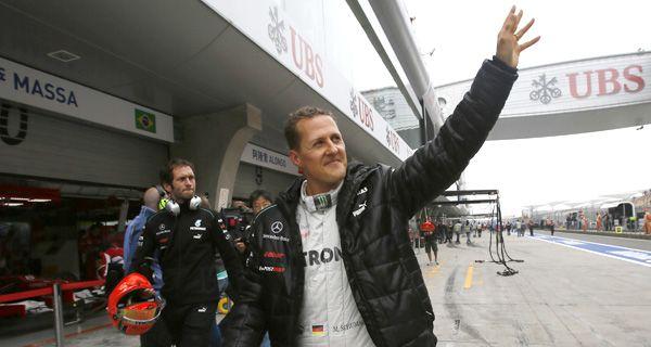 Mientras Schumacher fue el más rápido en China, confirman que se correrá en Bahrein