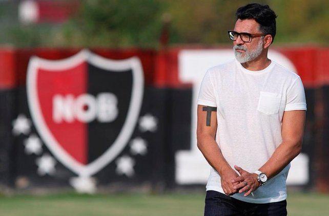 Ricardo Rocha forjó una gran relación con Newells.
