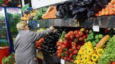 Los incrementos fueron impulsados por la carne, raíces y tubérculos y frutas. En cambio, hubo movimientos estacionales a la baja en frutas y verduras.