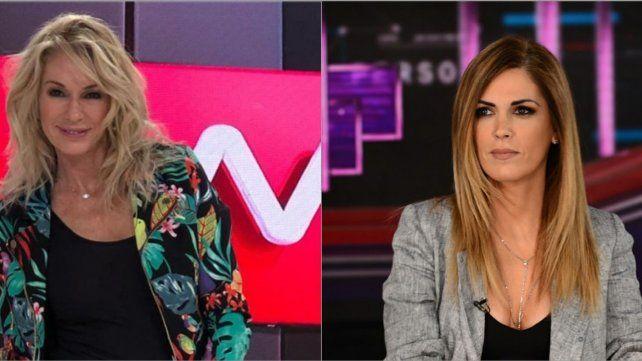 Canosa y Yanina Latorre se unieron en la guerra contra Jorge Rial