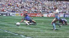 El gol de Diego que cautivó al mundo.