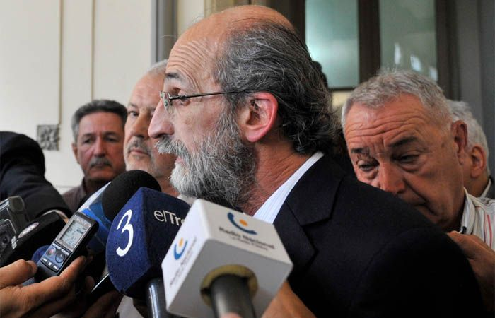 Matías Layús de La Bancaria indicó que recién después de escuchar las propuestas