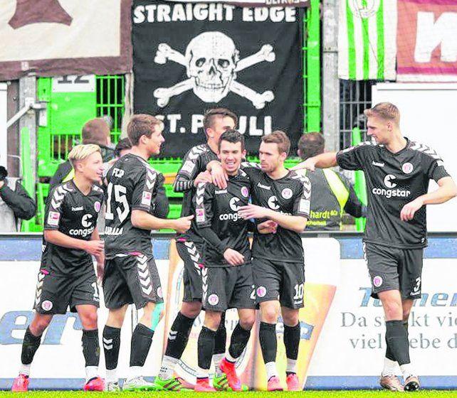 St. Pauli, un club lejos del infierno