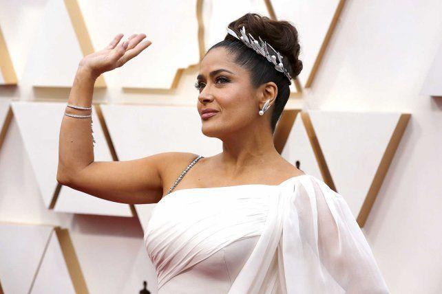 La actriz mexicana suma varios proyectos para este año.