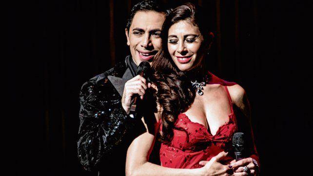 Humor al 2 x 4. Oscar Lajad y María José Rojas