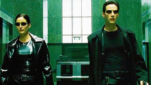 Los originales. Carrie-Anne Moss y Keanu Reeves serán los protagonistas.