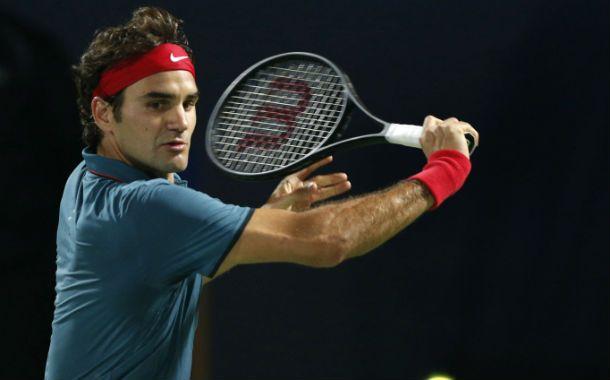 Talento puro. Federer se dio un gran gusto ante Nole.