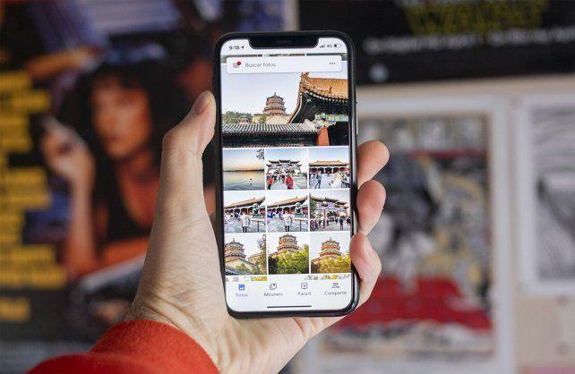 Más de mil millones de personas suben de 28 millones de fotos a Google Fotos cada semana.