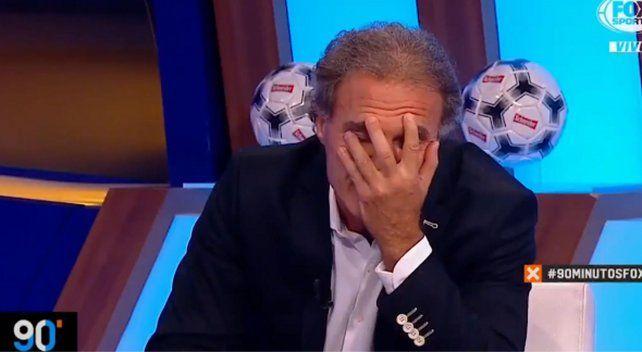 Ruggeri indignado con Luque por su trato a Maradona en los audios