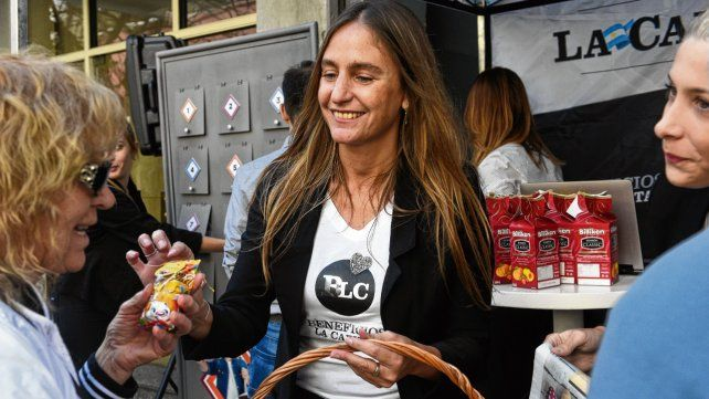 Pascua: La Capital regaló huevos de chocolate