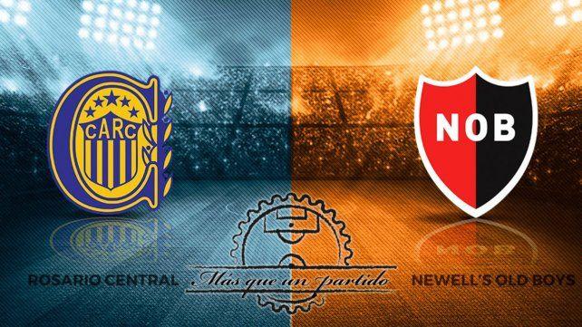 Al final, Central y Newells jugarán el domingo a las 21 y se televisará por el sistema codificado