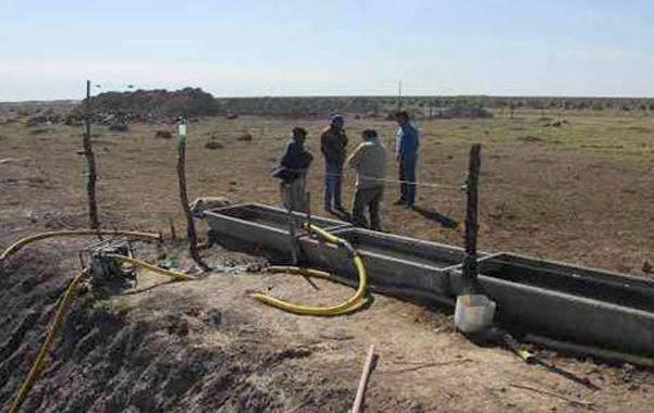 Sequía. El Norte de Santa Fe es la zona de la provincia más afectada por la sequía. Pero también hay alerta en el Sur.