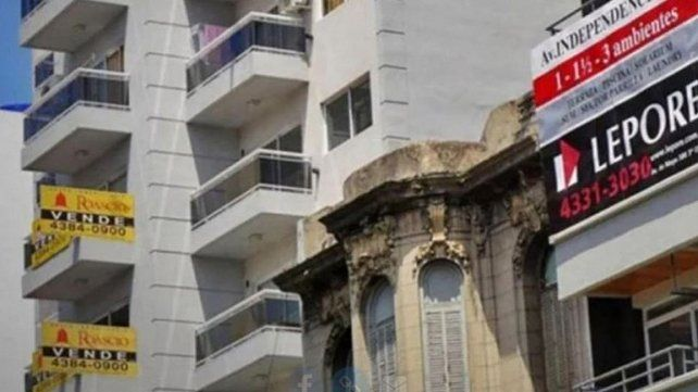 Cae la oferta de alquileres en Rosario por el congelamiento de los precios