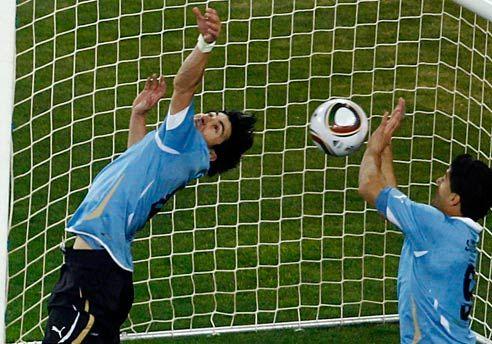 A Suárez lo suspendieron por un partido