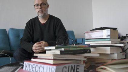 """Director. Santiago Loza tiene un amplio recorrido en el plano audiovisual, desde la tevé con """"12 casas"""" hasta el cine con """"Los labios"""" y """"La Paz""""."""
