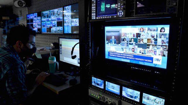 Seguí en vivo el debate en Diputados sobre el proyecto por el teletrabajo