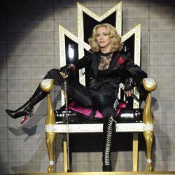 Madonna está tomando clases intensivas de control de la furia