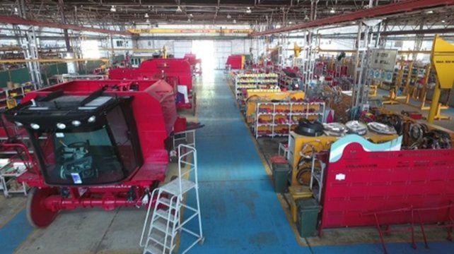 Reactivación. La planta fabril comenzará con su nuevo plan de operaciones productivas a partir de enero.