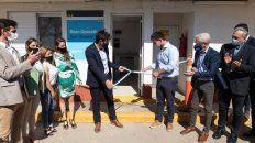 Provincia y Nación inauguraron una base operativa de control de tránsito en la Ruta Nacional 34 a la altura de la localidad de San Vicente