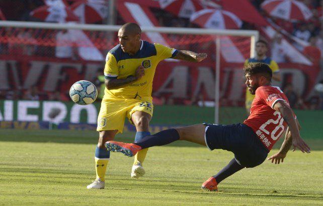 ¿Vuelve? Diego Zabala tiene chances de reaparecer entre los once frente al sabalero.