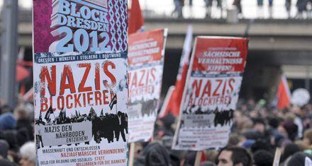 Los alemanes pidieron perdón por los crímenes de la extrema derecha
