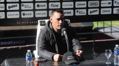 Fernando Gamboa dejó en claro su idea sobre qué tipo de equipo pretende para Newells.