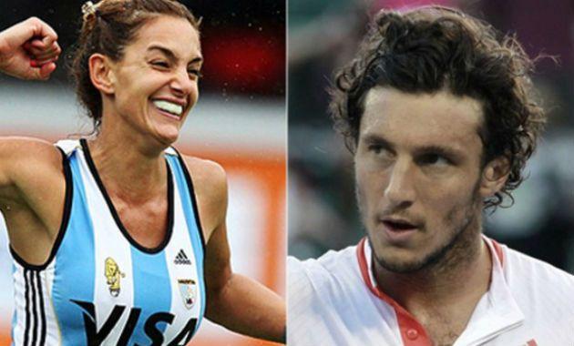 El amor florece en Londres entre dos deportistas argentinos