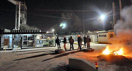 Unos 200 contratados de la EPE no pasan a planta y hay bronca gremial