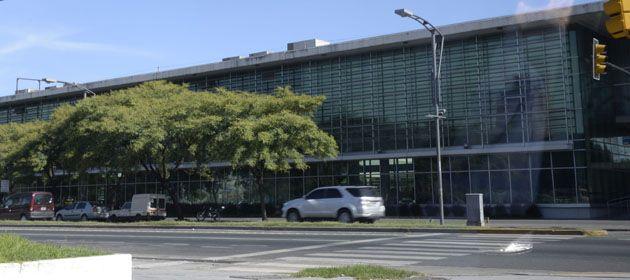 La víctima del asalto fue derivada al Hospital Clemente Alvarez.