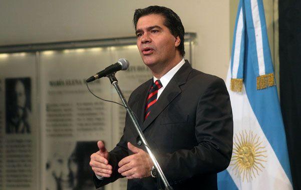 Capitanich rechazó la amenaza el juez estadounidense Thomas Griesa de declarar en desacato a la Argentina