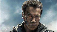 Arnold Schwarzenegger, el actor que hizo trascender el personaje de Terminator.
