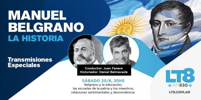 Manuel Belgrano - Daniel Balmaceda