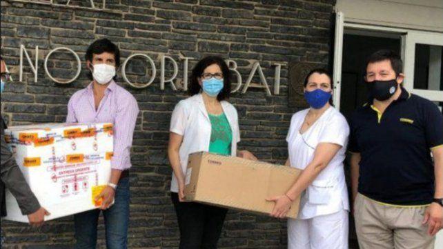 En el Hospital Oncológico de Olavarría se detectó el desvió en la cadena de frío de 400 dosis de la vacuna Sputnik V.