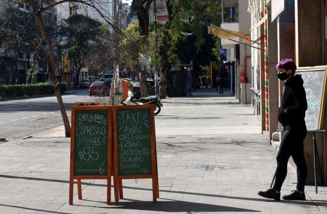 Fotogalería: cómo arrancó la nueva etapa de cuarentena estricta en la ciudad de Rosario