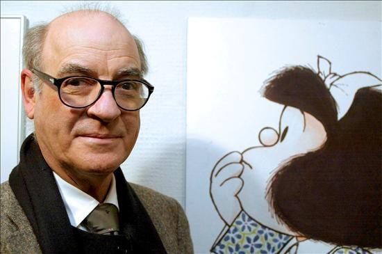 Joaquín Salvador Lavado. Mafalda