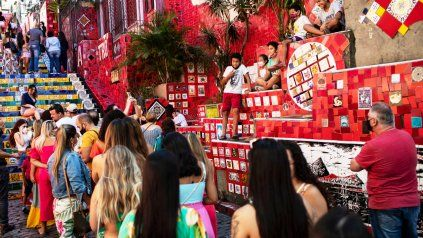 Coronavirus: Rio de Janeiro celebra el fin de las restricciones con cuatro días de fiesta