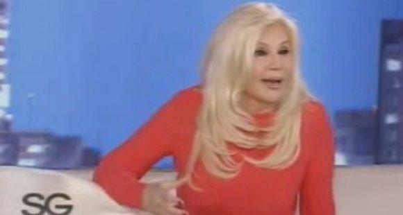 ¿Por qué Susana está enojadísima con Chiche Gelblung?