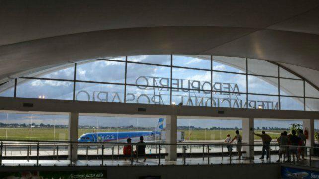 Aeropuerto Internacional Rosario: Aerolíneas agrega vuelos de verano