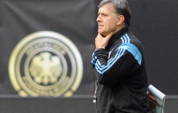 La era de Gerardo Martino al frente de la selección argentino tendrá su puntapié inicial esta tarde en Düsseldorf