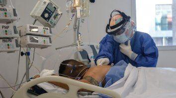 Coronavirus: se registra un aumento en el porcentaje de fallecidos menores de 60 años
