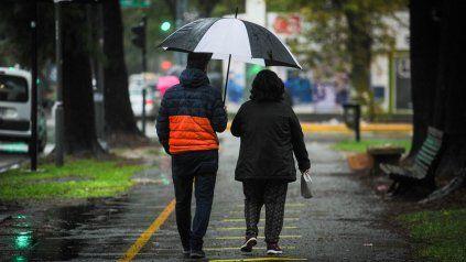 Este martes siguen vigentes los pronósticos de lluvias.